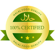 محصول غذایی حلال